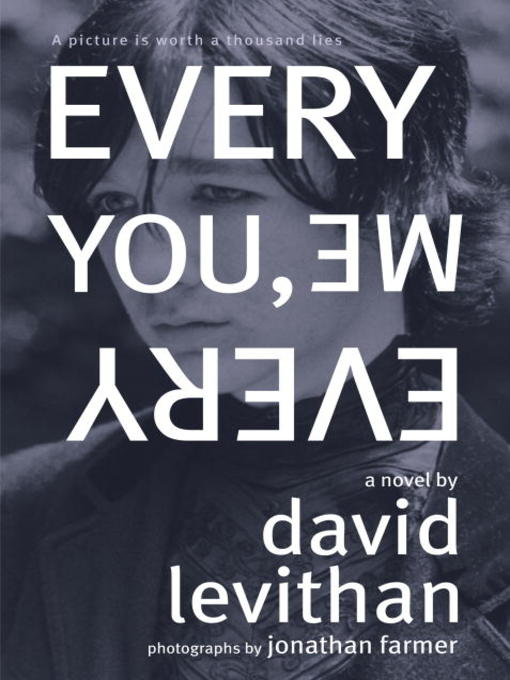 every you, every me bookjacket